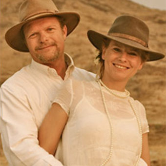 Stephan & Jana Bruckner - Wolwedans Collection, Namibia