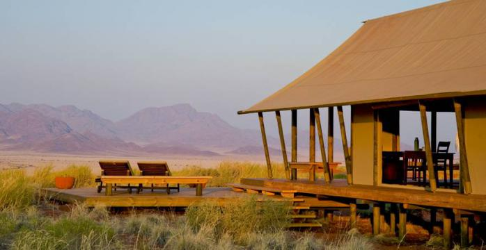 Wolwedans Dune Camp